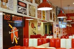 Seating (gabymorag) Tags: bigdaddyburgers newtown burgers american
