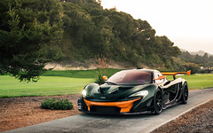 Canepa Green. (Alex Penfold) Tags: mclaren p1 gtr green orange canepa quail supercars supercar super car cars autos alex penfold 2016 week