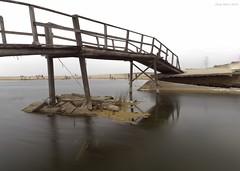 Bridge ... and beyond (oskaybatur) Tags: kyky trkiye turkey turkei 2016 oskaybatur pentaxkr justpentax pentaxart landscape uzunpozlama longexposure kazandere woodenbridge summer august sigma1770
