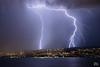 Orage sur la région de Lausanne (MarKus Fotos) Tags: orage orages storm strike foudre eclair éclair éclairs lightning thunder thunderstorm thunderstrike léman leman lac lake lausanne lausan suisse switzerland canon f4 france saintpaulenchablais