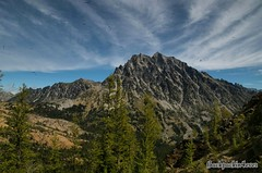 South Face of Mt Stuart (livetruth81) Tags: mtstuart mountains pnw centralcascades backpacking hiking