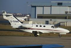 Citation Mustang ~ G-OAMB (Aero.passion DBC-1) Tags: dbc1 aeropassion david biscove aviation avion aircraft plane spotting lbg bourget citation mustang ~ goamb