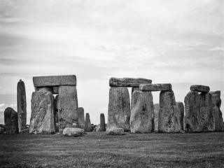 Megalithic circle