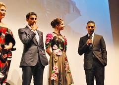 "Q&A, ""Barry"" World Premiere (larry-411) Tags: tiff film festival filmfestival toronto torontofilmfestival ryerson barry jennaelfman devonterrell"