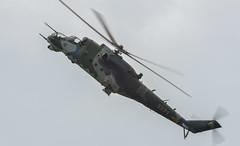 Mil Mi-24V Hind (Boushh_TFA) Tags: mil mi24v hind mi24 3371 czech air force czaf luchtmachtdagen 2016 leeuwarden base nederland netherlands lwr ehlw nikon d600 nikkor 400mm f28 f28e fl ed vr