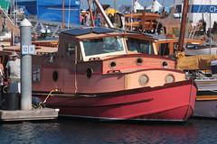 "IMG_2266 - Port Townsend WA - Port Hudson Marina - 40th Annual Wooden Boat Festival - (BlackShoe1) Tags: washington wa washingtonstate olympicpeninsula porttownsendwa boat boatfestival woodenboat classicwoodenboat woodboat ""northwest maritime center"" ""wooden foundation"" wbf nwmc ""port hudson"" wash pacificnorthwest pugetsound jeffersoncounty eastjeffersoncounty quimperpeninsula porttownsend victorianseaport"