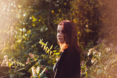 summertime sadness (valerijakravale) Tags: portrait people girl autumn latvia jelgava