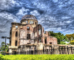 No More Hiroshima - Atomic Bomb Dome (ogawa san) Tags: hiroshima japan atomicbomb peace worldheritage