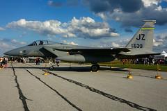 USAF 78-0539 (Louisiana ANG) (Steelhead 2010) Tags: usaf mcdonnelldouglas f15 f15c eagle louisianaang bayoumilitia yxu 780539