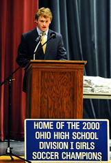 DSC_1126 (K.M. Klemencic) Tags: hudson high school athletic hall fame induction ohio