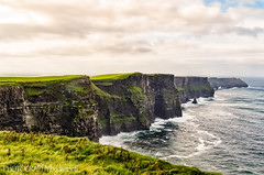 CLIFFS OF MOHER (PHOTOGRAPHY|bydamanti) Tags: countyclare ireland ie cliffsofmoher coast cliffs ocean