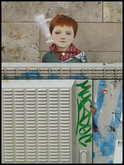 Essen - Viehofer Strae (abudulla.saheem) Tags: graffito art oni child kind distributionbox verteilerkasten switchbox schaltkasten viehoferstrase essen ruhrpott ruhrarea ruhrgebiet nrw germany deutschland panasonic lumix dmctz31 abudullasaheem