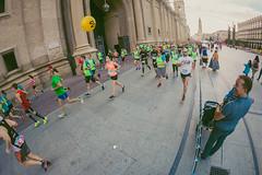 2016-09-25 09.18.15 (Atrapa tu foto) Tags: 8mm espaa europa europe maratondezaragoza saragossa spain xmaratnciudaddezaragoza zaragoza ateltismo atletics carrera corredores deporte fisheye marathon maraton maratn ojodepez runners running sport aragon es