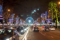(The - Unicorn) Tags: paris avenuedeschampslyses leschamps   granderouedeparis leschampslyses