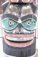 Kwagulth Totem Pole (melastmohican) Tags: park wood travel sky sculpture chicago detail tree art tourism monument nature face sign america wooden carved ancient worship colorful eagle symbol native outdoor spirit indian traditional religion ceremony culture first craft totem tribal carving pole american ritual tradition aboriginal tribe nations woodcarving indigenous craftsmanship kwagulth