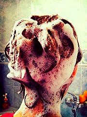shampoo (cuginAle) Tags: lo shampoo giorgio gaber schiuma flickrandroidapp:filter=berlin