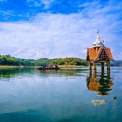 รูปถ่ายบางรูป เหมือนภาพวาดด้วยสีน้ำ #thailand_allshots
