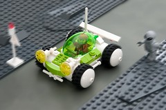 Luna Rovester (ted @ndes) Tags: classic lego space alien rover roadster febrovery