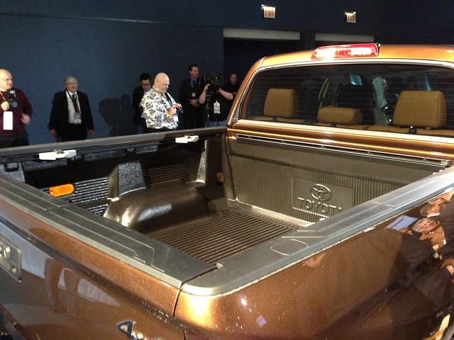truck pickup toyota tundra cas chicagoautoshow 2014 2013