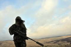 British Army Sniper (Defence Images) Tags: uk army gun military rifle free equipment weapon sniper british defense oxfordshire defence weapons firearm organisation royalnavy otterburn longrange theargyllandsutherlandhighlanders sniperrifle smallarms l115a3 l115a3longrangerifle 5thbattaliontheroyalregimentofscotland5scots infantryinf theroyalregimentofscotlandscots exboarshead 16airassaultbde 8thmarineinfantryparachuteregiment oxfordshirenorthumberlandotterburn