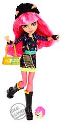 Toy Fair 2013 Mattel Monster High 13 Wishes Doll Assortment Howleen Wolf (IdleHandsBlog) Tags: toys dolls horror mattel collectibles monsterhigh toyfair2013