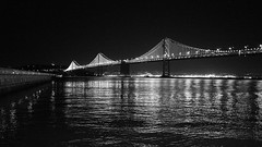 The Bay Lights...a light sculpture by Leo Villareal... () Tags: sanfrancisco california baybridge leovillareal thebaylights