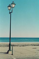 York Beach Maine Light (pineconemonk) Tags: copyright color colour film analog digital nikon millennium f nikkor act implosion c41 ftn dmca adox 2013