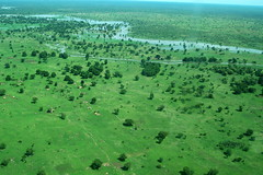 Wet season inundation and crops - Sudan (UNEP Disasters & Conflicts) Tags: africa sudan training environment climatechange drought conflict disaster peace development kettle tribes green unep unenvironment