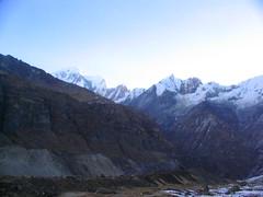 IMG_0128 (sffreshness) Tags: 2003 nepal trekking trek asia tour ben pokhara annapurna himalayas machapuchare