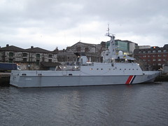 P677 Cormoran (Brian Clayton) Tags: city ireland port french call ship cork navy vessel class naval courtesy minesweeper p677 cormoranflamant