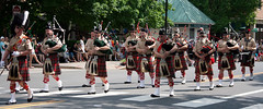 CO176 McGregor Pipe Band (listentoreason) Tags: music usa holiday art museum america canon newjersey unitedstates band favorites places event princeton musicalinstrument memorialday bagpipe pipeband score35 ef28135mmf3556isusm aerophone