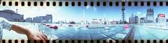 img059 (yone@ta2) Tags: street city 35mm lomography toycamera nagoya spinner ferrania 135film ferrania400 spinner360
