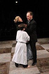 Aaron in Book-It Repertory Theatre's production of Anna Karenina (sgsterne) Tags: seattle wa annakarenina bookitrepertorytheatre andrewderyckekarenin emilygroganannakarenina