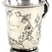 2020. William Gale & Sons Coin Silver Mug