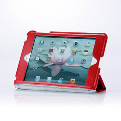 Red Ultra Thin Stand Case for iPad Mini (greenajoy) Tags: men smart fashion stand women popular durable ultrathin freeshipping minicase ultrathincaseforipadmini redcaseforipadmini smartcaseforipadmini