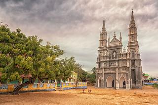 Holy Spirit Church | Manapad