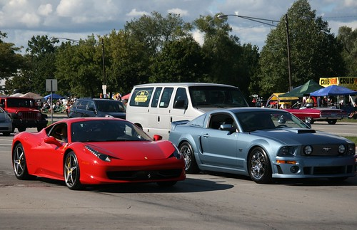 2012 Woodward Cruise