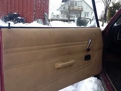 Ford Taunus TC2 2.0L (Ale06.6) Tags: classic argentina germany beige tan trim saloon scandinavian clasico tc2 youngtimer 20l doorcard fordtaunus tapizado