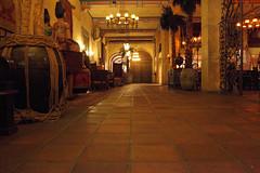 Hotel Lobby (Sam Howzit) Tags: california 1920s losangeles lobby decor moroccan hotelfigueroa