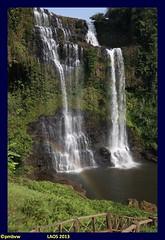 LAOS 2013 (pharoahsax) Tags: world get water colors waterfall rainbow asia asien wasser wasserfall best tad laos lao regenbogen 2013 nyuang pmbvw worldgetcolors