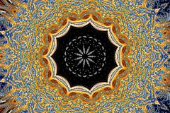 (eotiv) Tags: new sun vortex art geometric circle spiral star design cg energy personal spin center mandala management sphere cycle bubble symmetric transfer visualization disc purpose usage organized outward inward