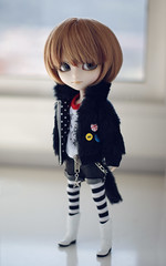 New guy! (neys.) Tags: cute male doll stock mao neko maomao isul nekoneko