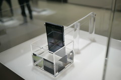 MWC Barcelona 2013 - Sony Xperia Z waterproof