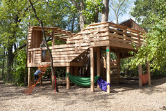 TreeTop Treehouse (Kansas Children's Discovery Center) Tags: tree nature museum children landscape ks center science treehouse explore learning kansas topeka childrensmuseum discovery learn discover kansaschildrensdiscoverycenter topekadiscoverycenter