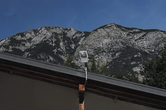 . (Kikasz) Tags: urban mountain lamp view minimal slovenia bohinj vogel