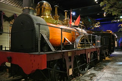 The eagle (Aienhime) Tags: train utrecht steam locomotive trein arend stoomtrein spoorwegmuseum