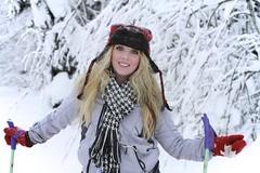 Jasmin (marshinmom) Tags: hayriver northwestterritories snowshoeing frosty cold snowtrails winter winterwonderland