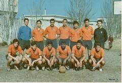 WAR rouiba 2 - OM medea 1 saison 67 - 1968 (m_bachir- المدية العزيزة -) Tags: sport de om medea olympique