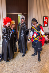 130309-1390 Momocon (WashuOtaku) Tags: atlanta georgia cosplay kingdomhearts hiltonatlanta 2013 momocon assassinscreed nikond800