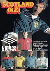 Scotland vs Holland - 1982 - Page 21 (The Sky Strikers) Tags: scotland holland netherlands official programme hampden park glasgow 60p international friendly